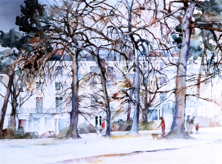 leamington painting
