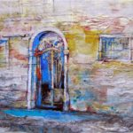 Door of Palazzo,  Venice