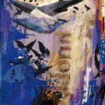 Piazza San Marco                          71cm x 166cm     textile hanging